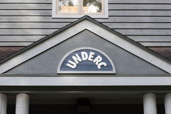 2016 Underc East Sign