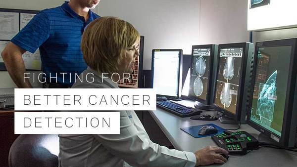 Fighting for Better Cancer Detection