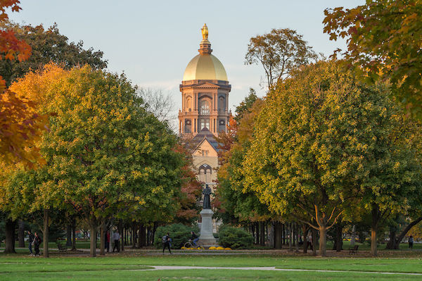 seventeen faculty members in the college of arts and letters were recently awarded grants through the notre dame research faculty research support program