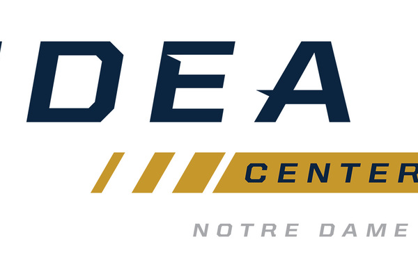Idea Center Logo Blue Gold Feature
