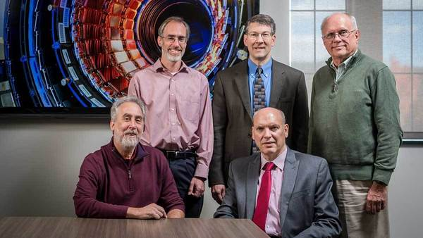 High Energy Physics Group Feature