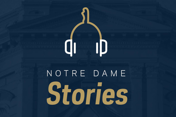 Notre Dame Stories Logo