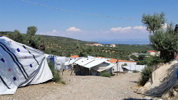 Mehak Camp Olive Grove Moria Feature