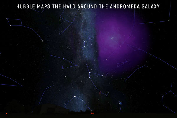 Und Andromeda On Sky Copy